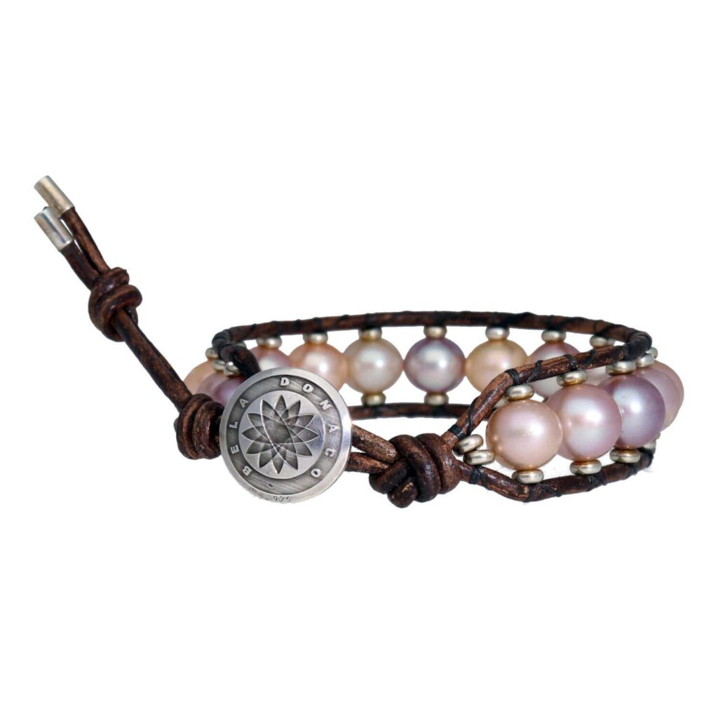 armband-supreme-classic-b8-orchid-parels-vintage-leder-sterling-zilver-2